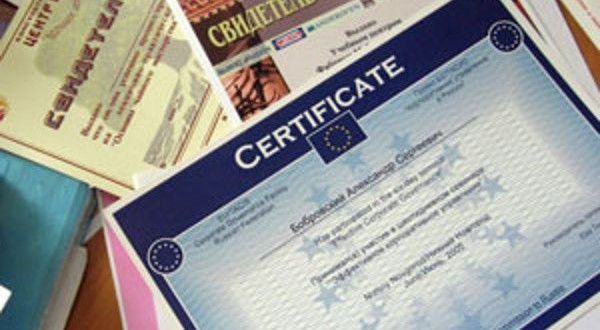 sertificacia